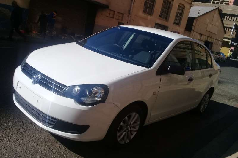 VW Polo Vivo sedan 1.6 Trendline 2013