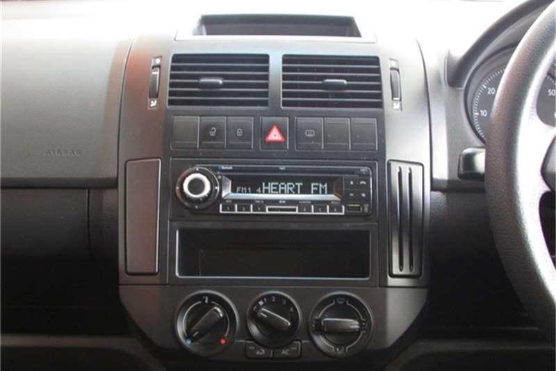 VW Polo Vivo sedan 1.6 Trendline 2015