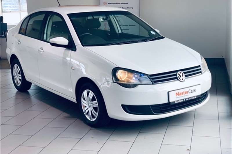 VW Polo Vivo sedan 1.6 Trendline 2015