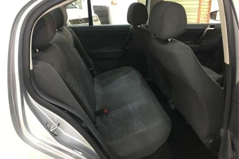 VW Polo Vivo sedan 1.6 Trendline 2017
