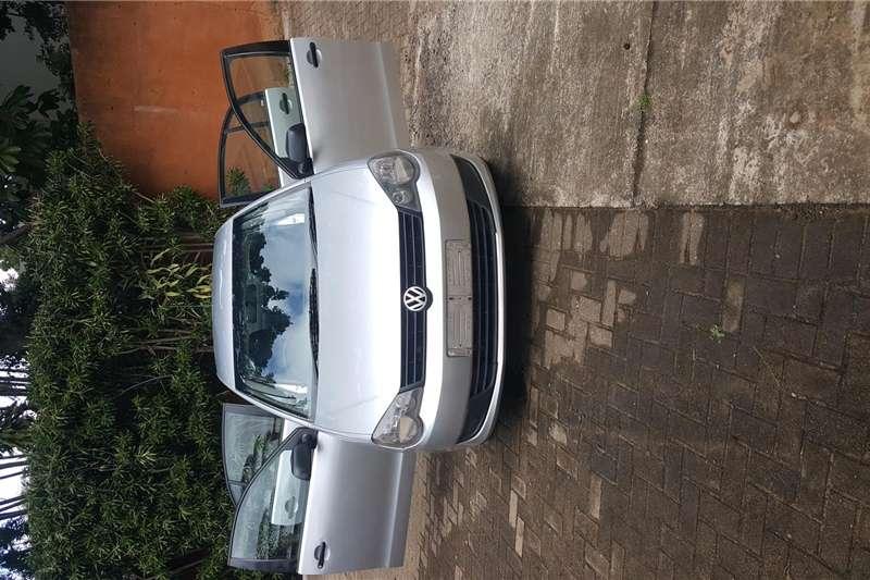 VW Polo Vivo sedan 2012