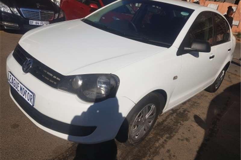 Used 2014 VW Polo Vivo Sedan