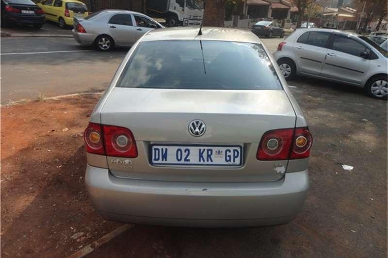 VW Polo Vivo Sedan Automatic 2012
