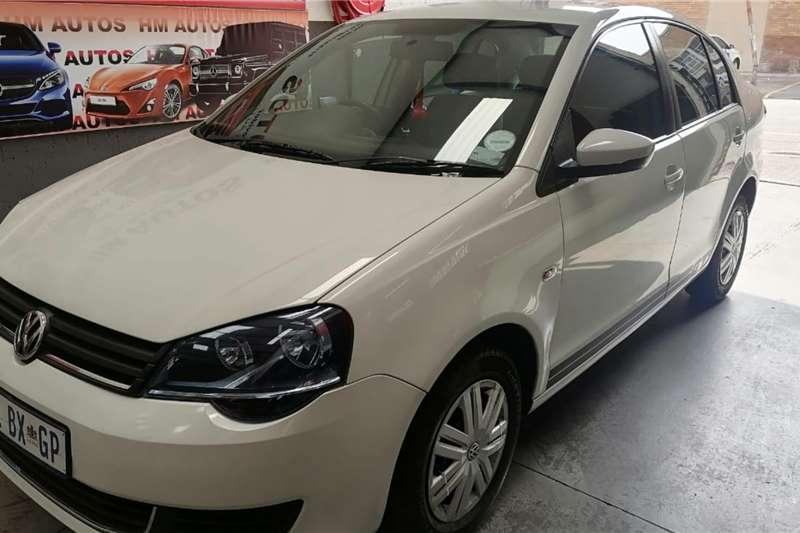 2017 VW Polo Vivo sedan
