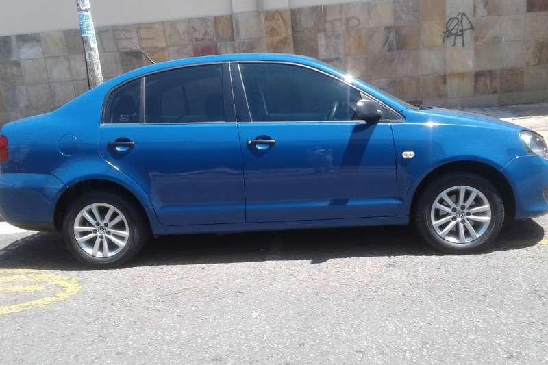 VW Polo Vivo sedan POLO VIVO 1.4 2010