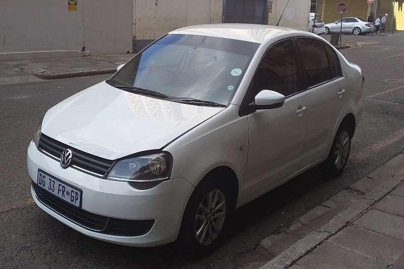Used 2014 VW Polo Vivo Sedan POLO VIVO 1.4