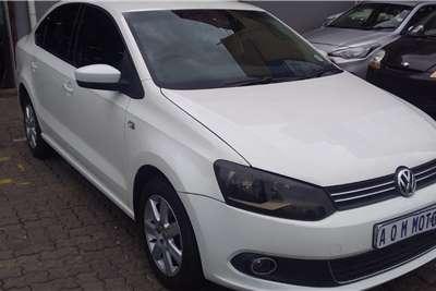 VW Polo Vivo Sedan POLO VIVO 1.4 2014