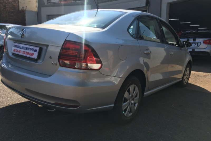 VW Polo Vivo Sedan POLO VIVO 1.4 2015