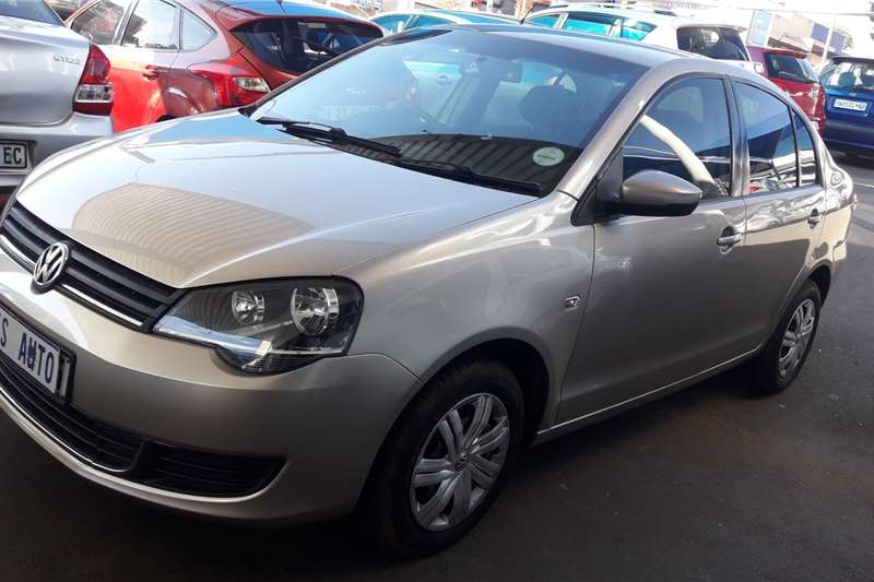 VW Polo Vivo Sedan POLO VIVO 1.4 2016