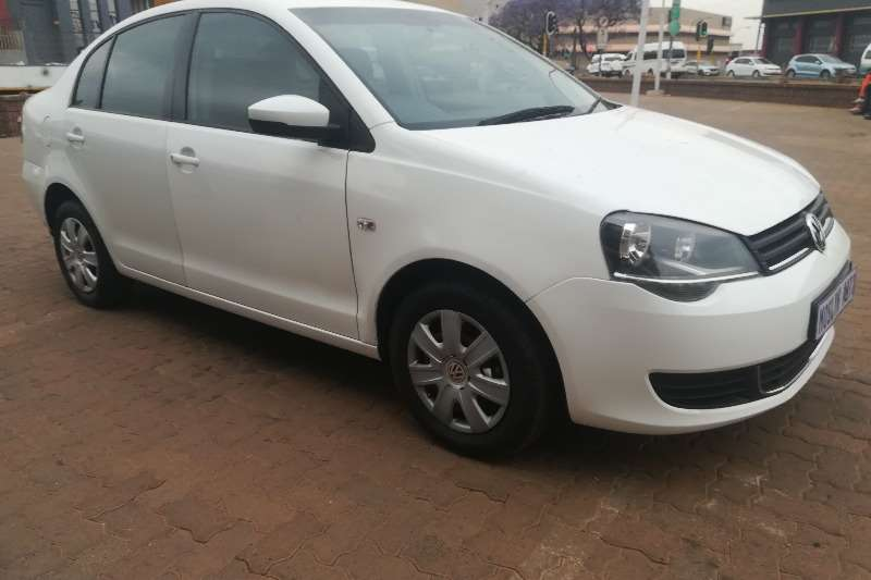 VW Polo Vivo Sedan POLO VIVO 1.4 2017
