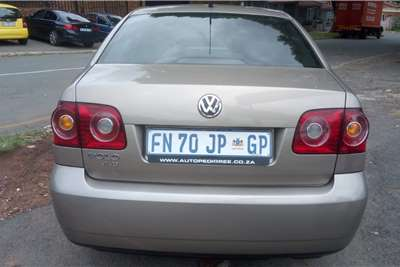 VW Polo Vivo Sedan POLO VIVO 1.4 auto 2014