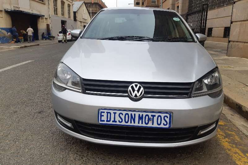 VW Polo Vivo Sedan POLO VIVO 1.4 BLUELINE 2017