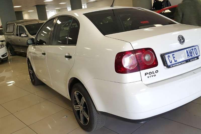 VW Polo Vivo Sedan Polo Vivo 1.4 Sedan 2014