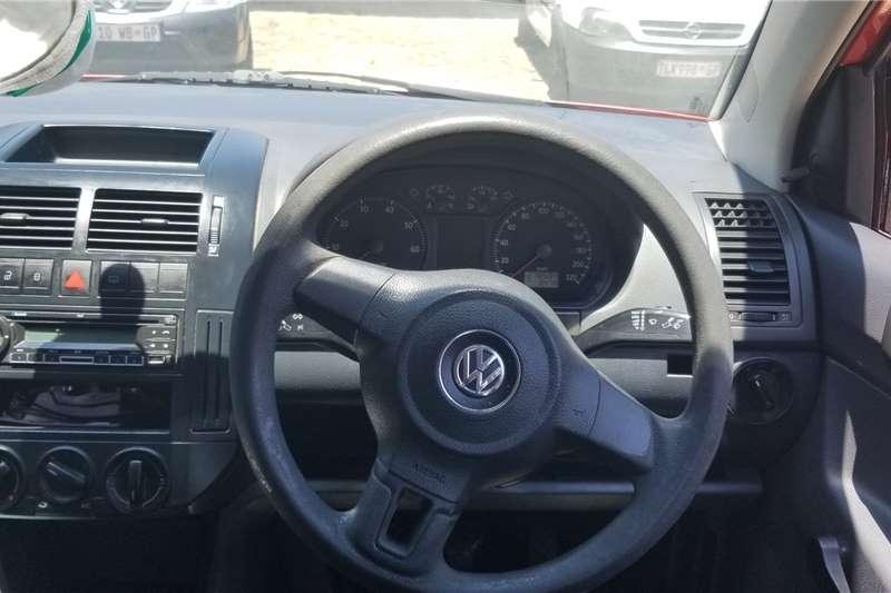 VW Polo Vivo sedan POLO VIVO 1.4 TRENDLINE 2011