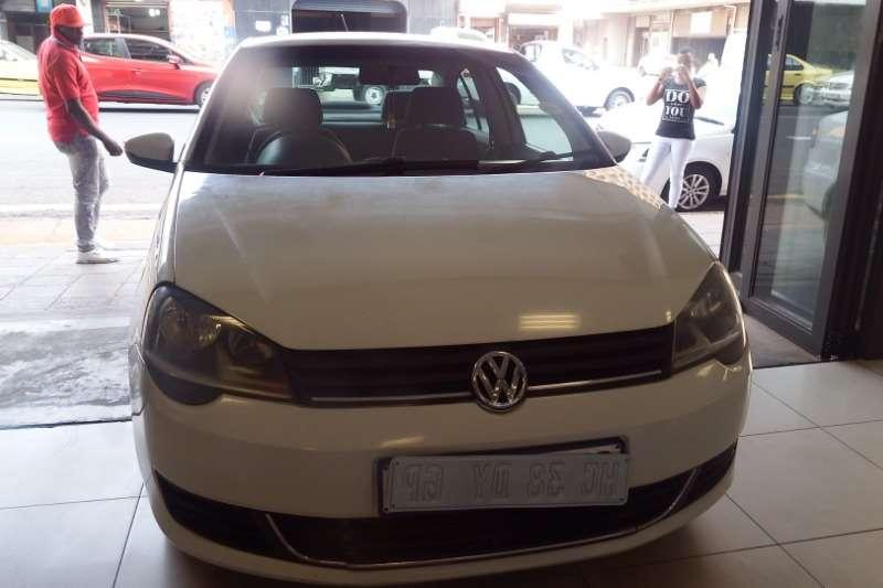 VW Polo Vivo Sedan POLO VIVO 1.4 TRENDLINE 2014