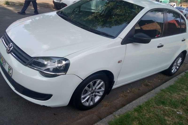 VW Polo Vivo Sedan POLO VIVO 1.4 TRENDLINE 2015