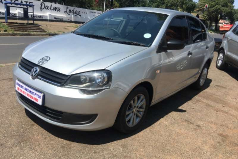 VW Polo Vivo Sedan POLO VIVO 1.4 TRENDLINE 2015