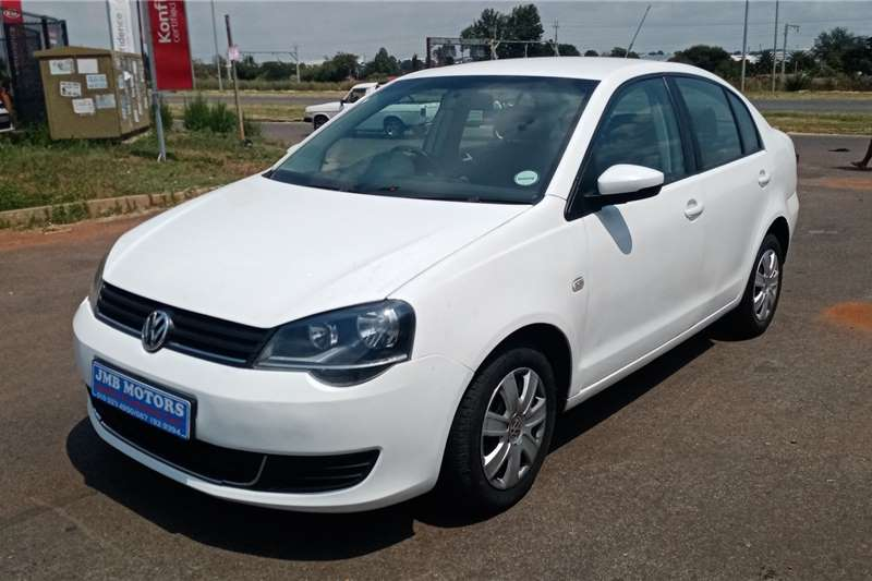 Used 2015 VW Polo Vivo Sedan POLO VIVO 1.4 TRENDLINE