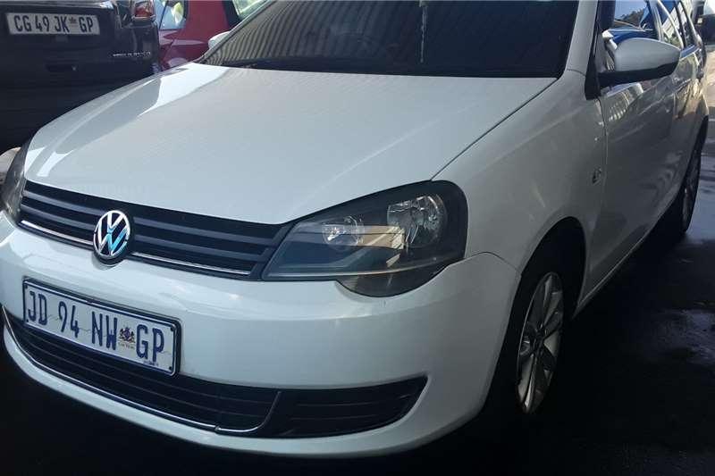 2015 VW Polo Vivo sedan POLO VIVO 1.4 TRENDLINE