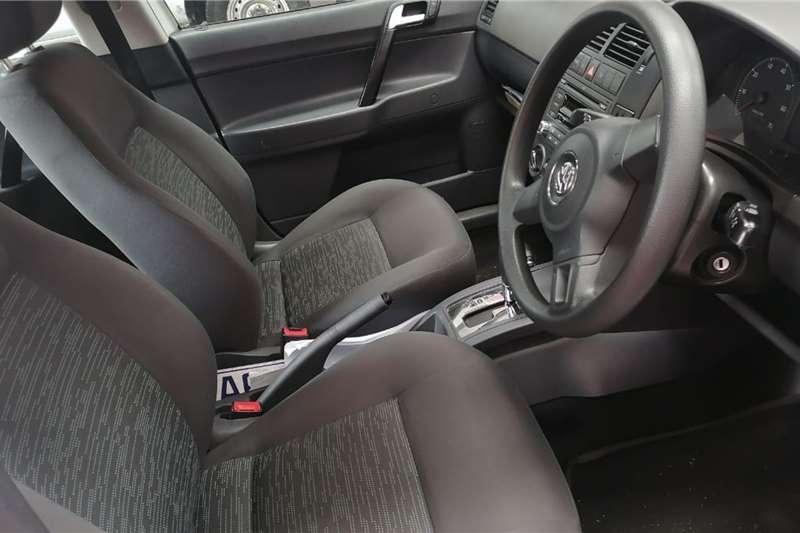 VW Polo Vivo Sedan POLO VIVO 1.4 TRENDLINE 2016
