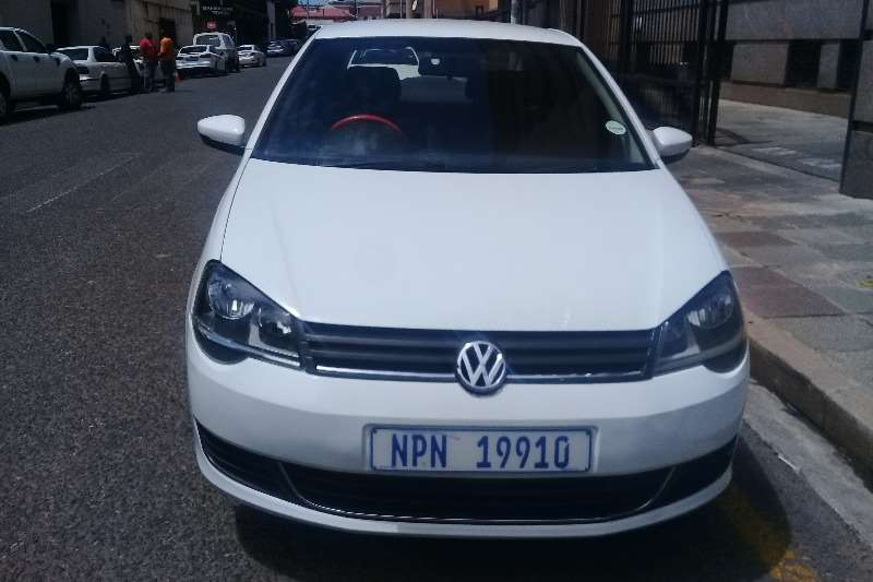 VW Polo Vivo Sedan POLO VIVO 1.4 TRENDLINE 2017