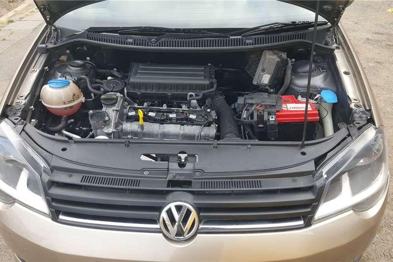 VW Polo Vivo Sedan POLO VIVO 1.4 TRENDLINE 2017