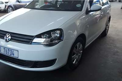 2014 VW Polo Vivo sedan POLO VIVO 1.6