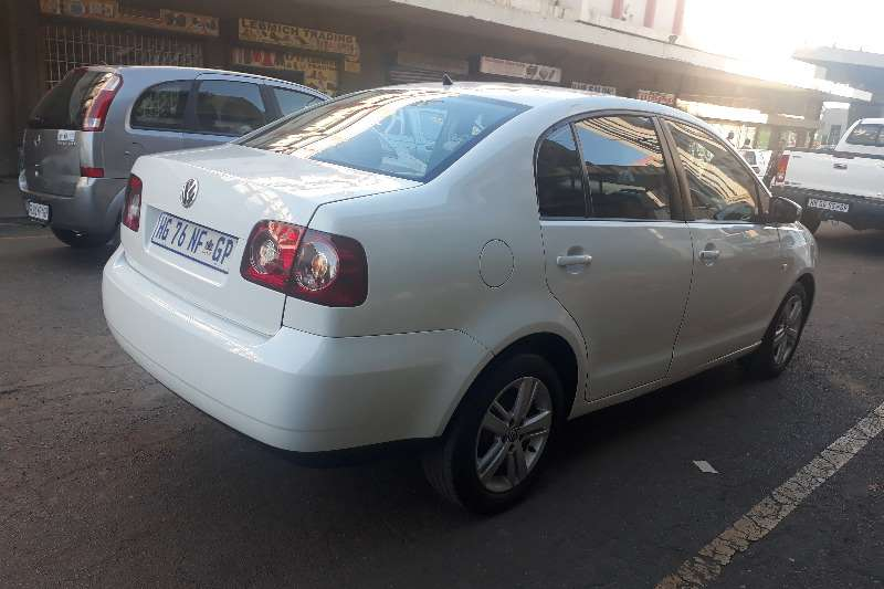 VW Polo Vivo Sedan POLO VIVO 1.6 2015