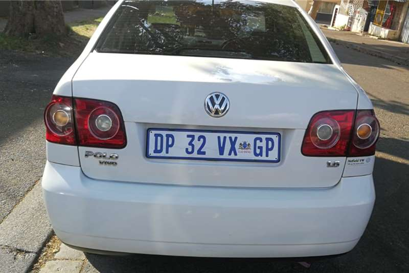 Used 2015 VW Polo Vivo Sedan POLO VIVO 1.6