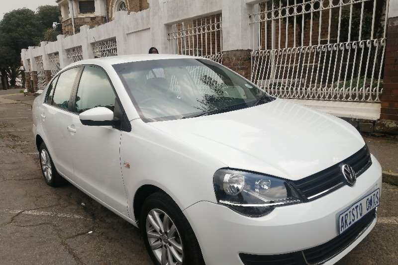 VW Polo Vivo Sedan POLO VIVO 1.6 2017