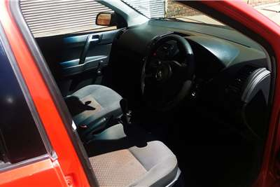 VW Polo Vivo Sedan POLO VIVO 1.6 TRENDLINE 2011