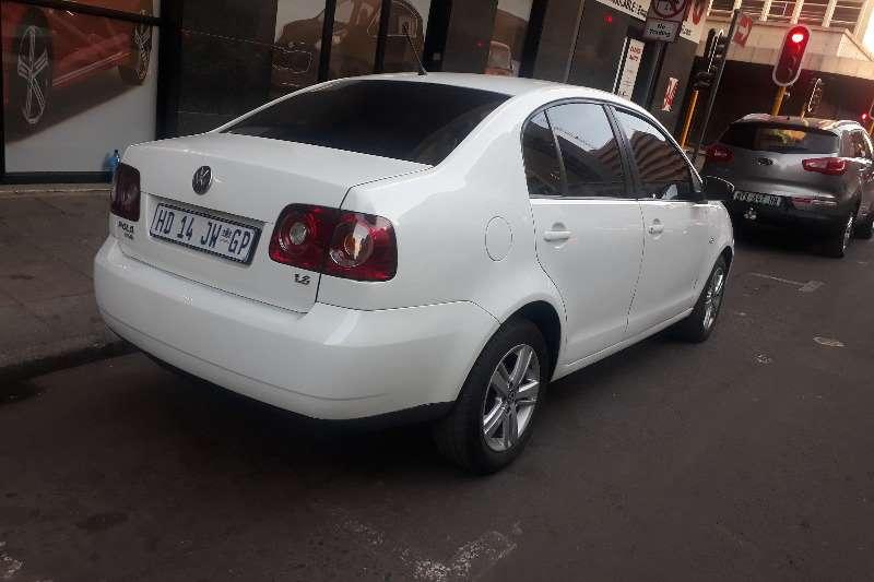 VW Polo Vivo Sedan POLO VIVO 1.6 TRENDLINE 2014