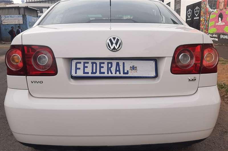 Used 2016 VW Polo Vivo Sedan POLO VIVO 1.6 TRENDLINE