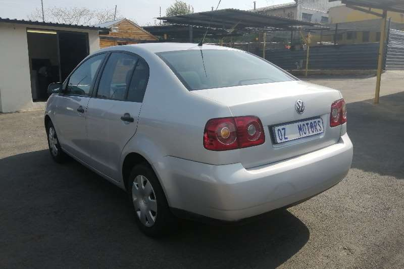 VW Polo Vivo Sedan POLO VIVO GP 1.4 TRENDLINE 2014