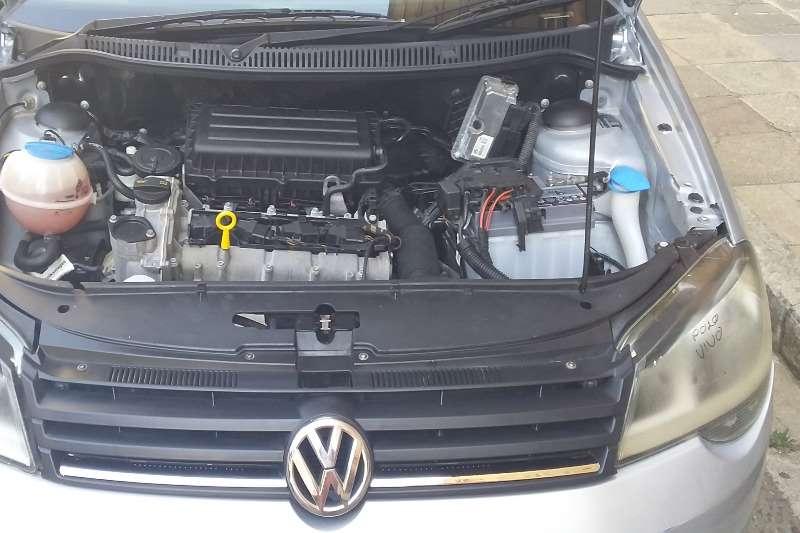 Used 2017 VW Polo Vivo Sedan POLO VIVO GP 1.4 TRENDLINE TIP