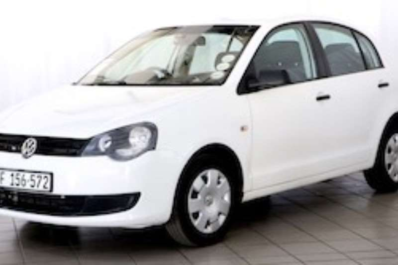 2012 VW Polo Vivo