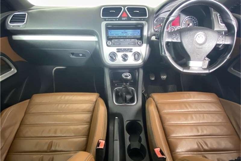 Used 2009 VW Scirocco 1.4TSI Highline