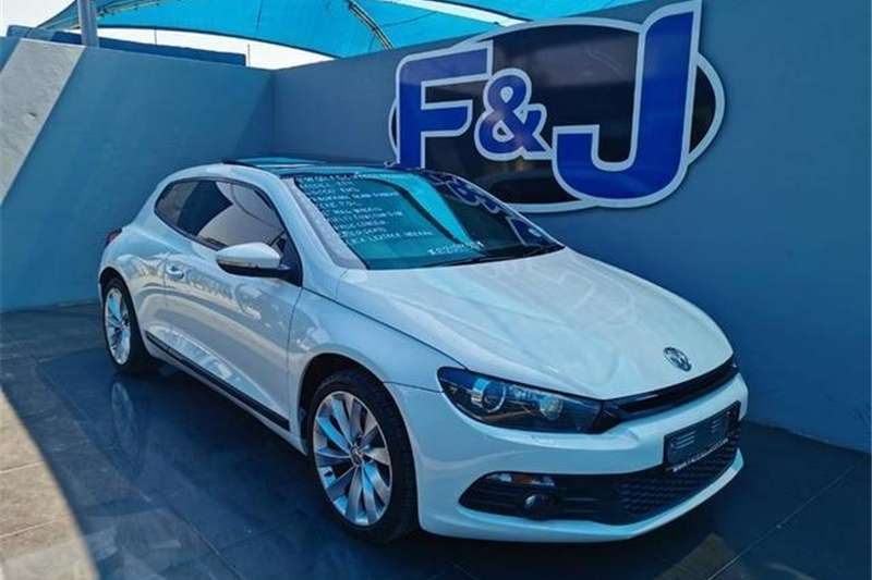 VW Scirocco 1.4TSI Highline 2011