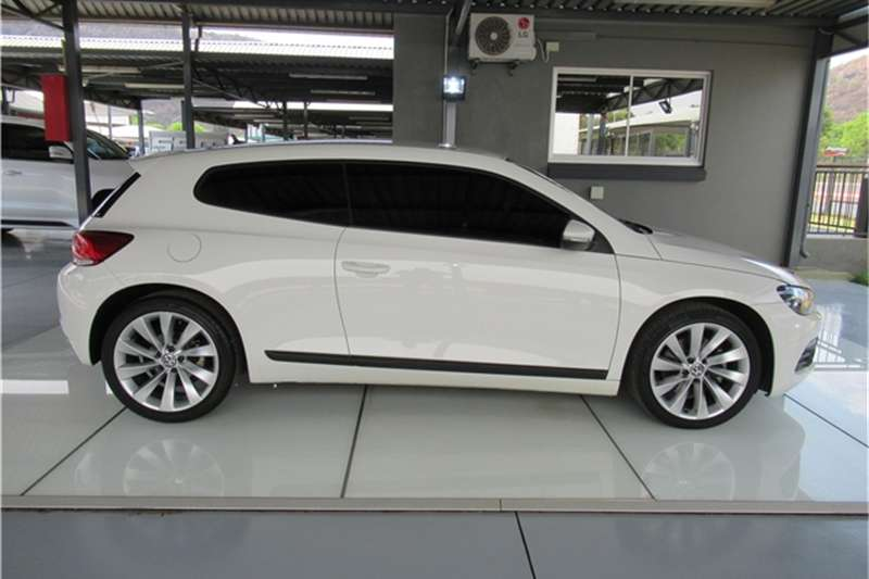 VW Scirocco 1.4TSI Highline 2011