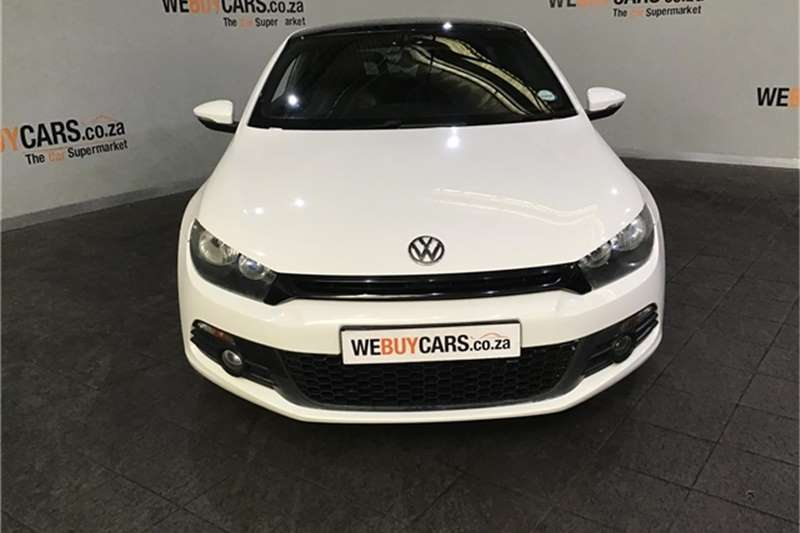 VW Scirocco 1.4TSI Highline 2012