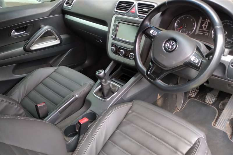 VW Scirocco 1.4TSI Highline 2013