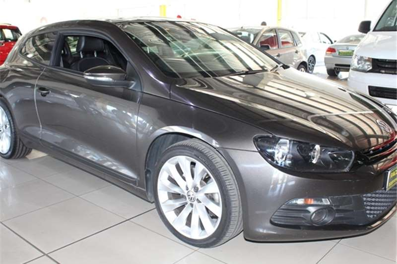 VW Scirocco 1.4TSI Highline 2014