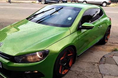 VW Scirocco 1.4TSI Highline 2015