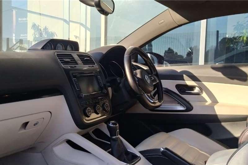 2015 VW Scirocco Scirocco 1.4TSI Highline