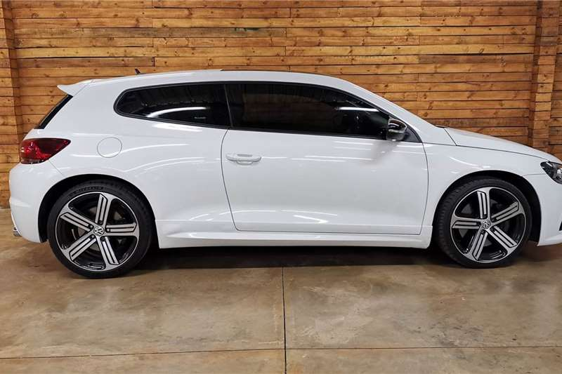 VW Scirocco 2.0 TSI R (188kw) 2011