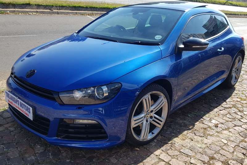 VW Scirocco 2.0 TSI R (188kw) 2012