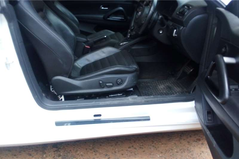 Used 2012 VW Scirocco SCIROCCO 2.0 TSI R DSG (188kw)