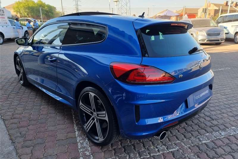 Used 2015 VW Scirocco
