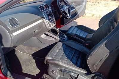 Used 2009 VW Scirocco SCIROCCO 2.0 TSI SPORTLINE DSG