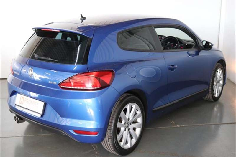 VW Scirocco 2.0TSI Highline 2015